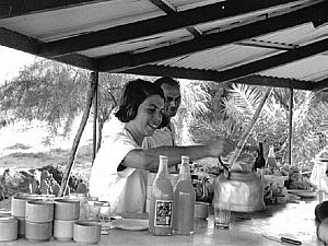 גרשון והמסעדה: ראשיתה של מסעדת הדגים